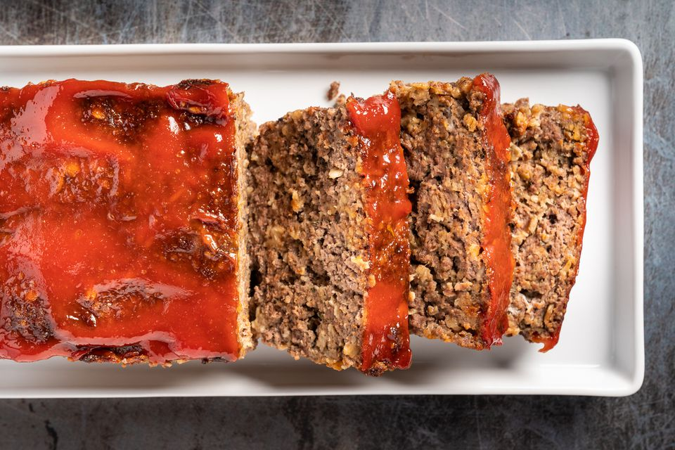 Quick and Easy French Onion Meatloaf