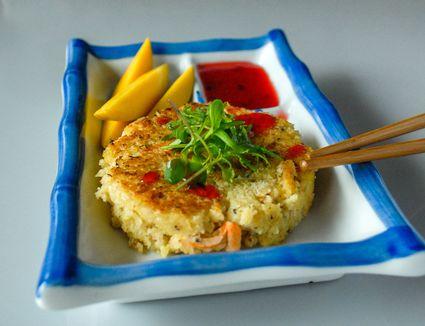 Thai Crab Cakes