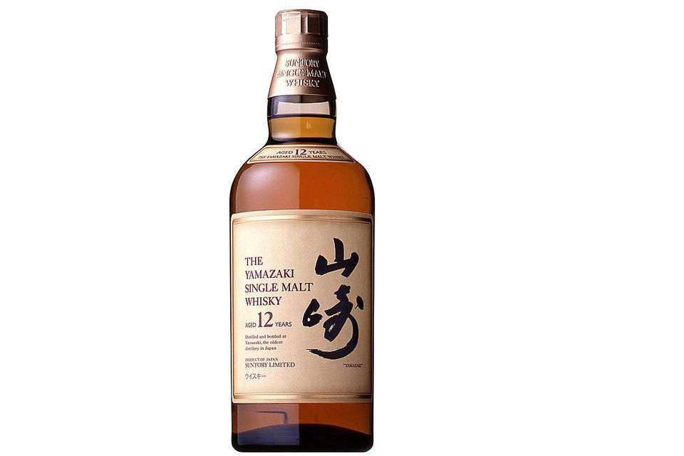The Yamazaki 12 Year Old Single Malt Japanese Whisky
