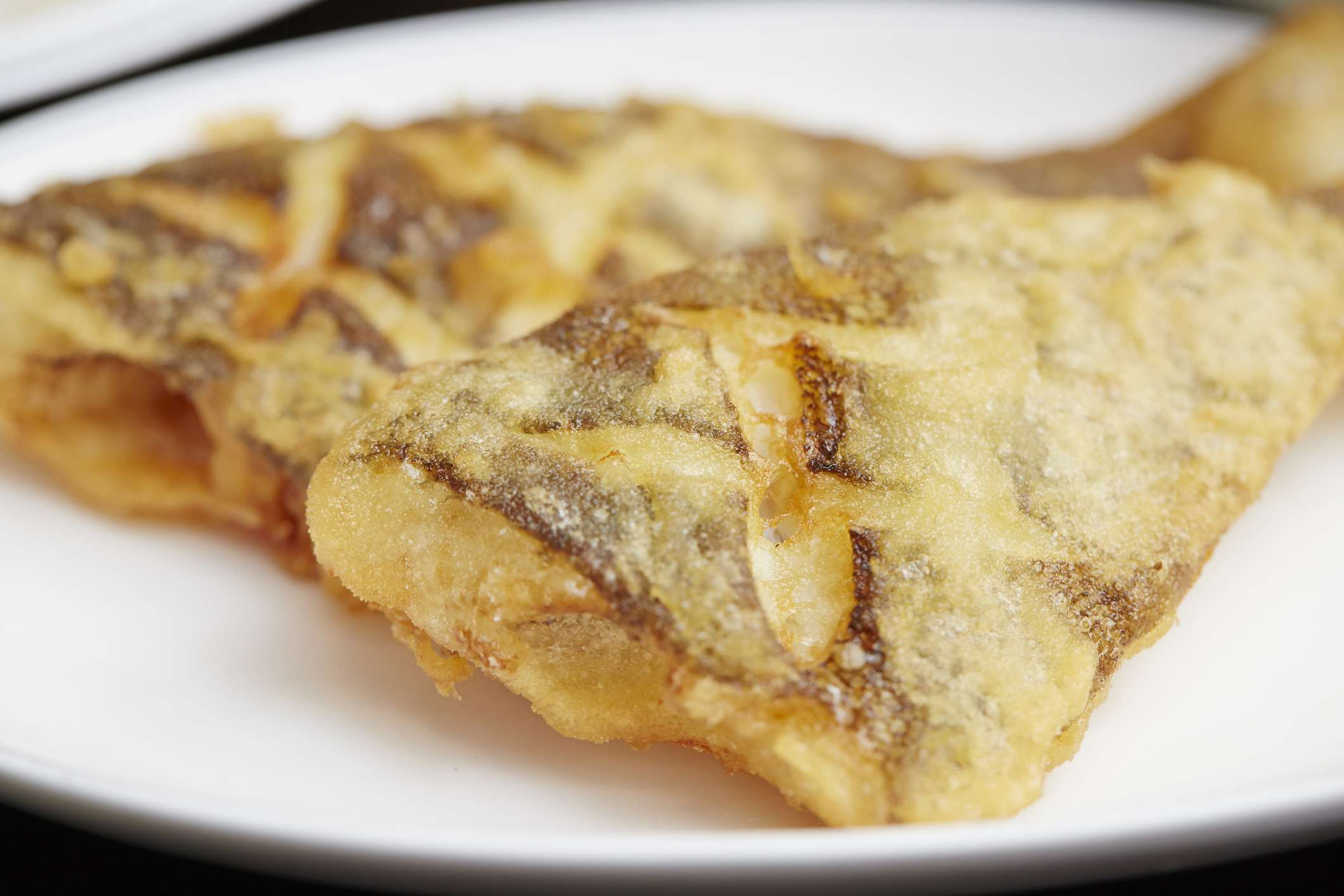 Korean fried fish