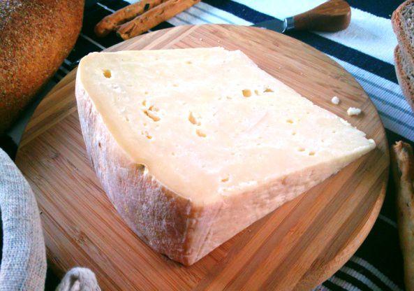 Aged Kashar Cheese