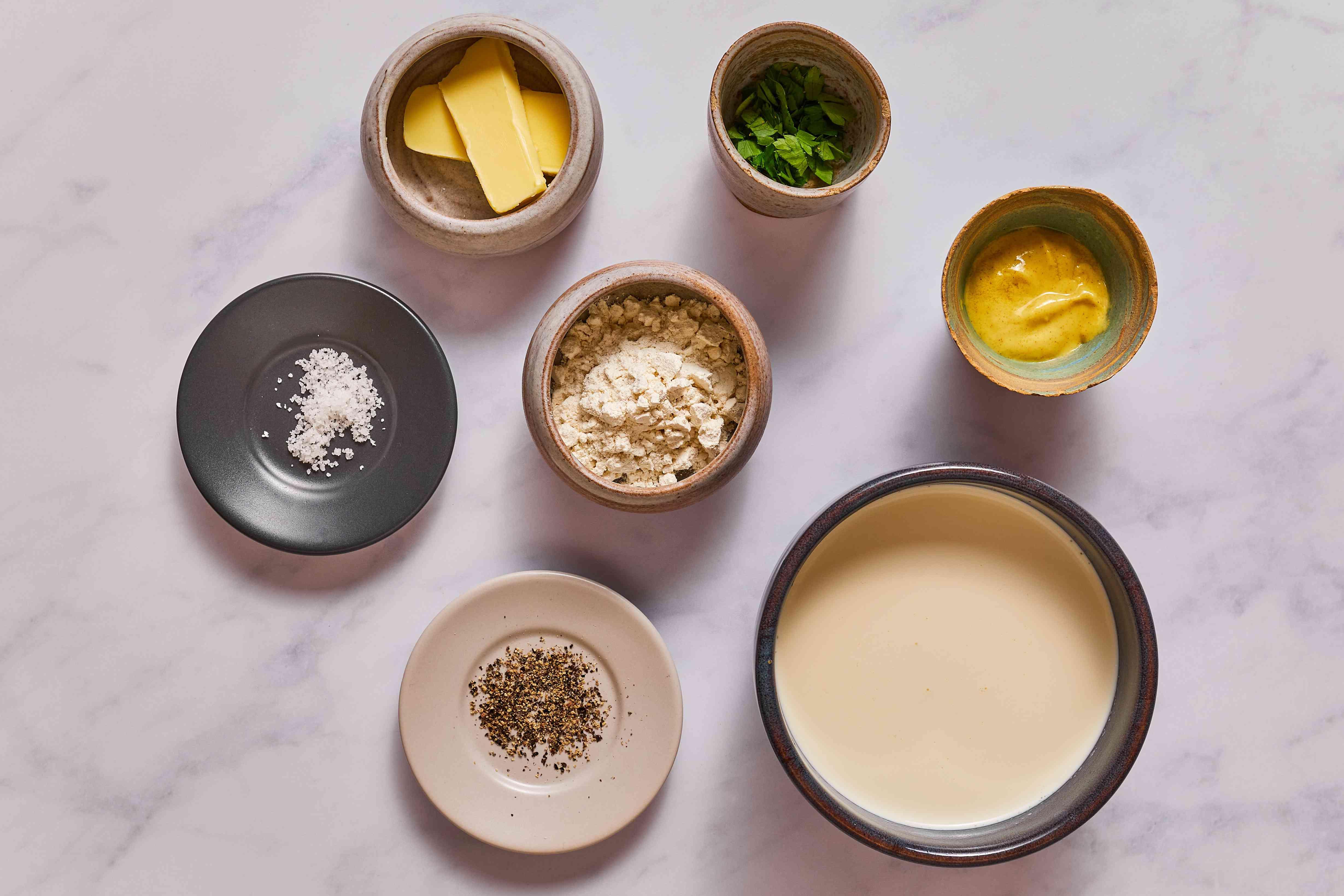 Dijon Sauce ingredients