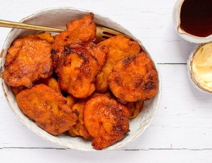 West Indian Pumpkin Fritters (Frituras de Calabaza)