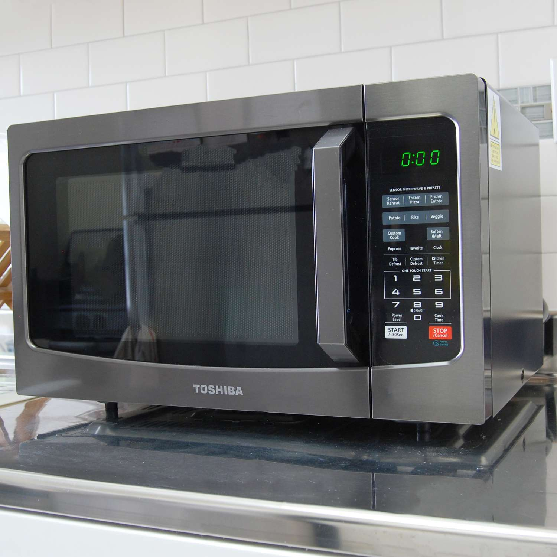 Toshiba Em131a5c Bs Microwave Oven