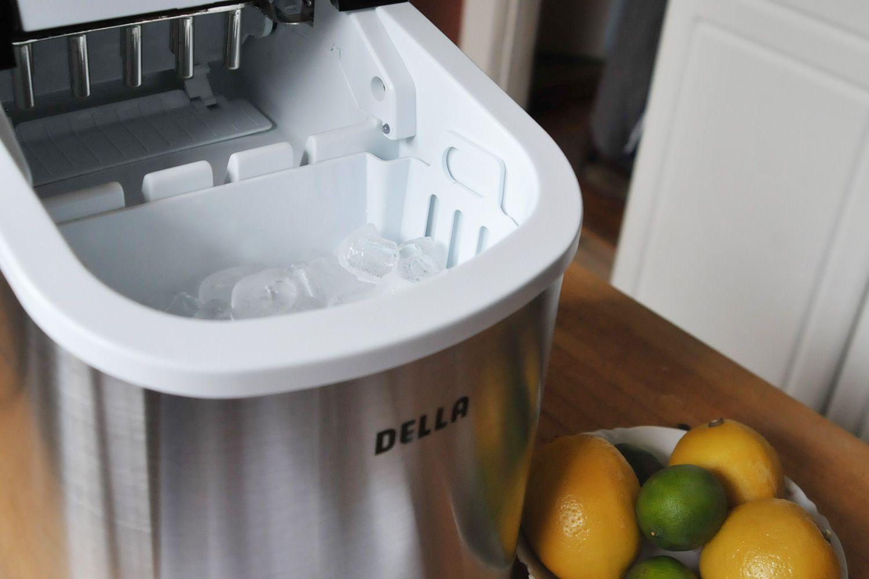 Della Portable Top Load Electric Ice Maker