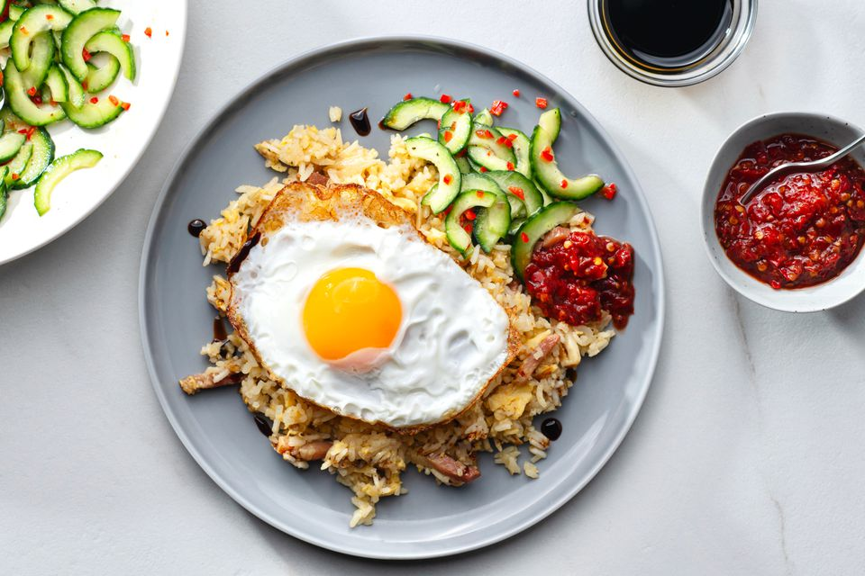 Nasi Goreng Recipe - Dutch-Indonesian Fried Rice