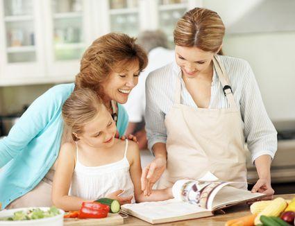 Instilling family values