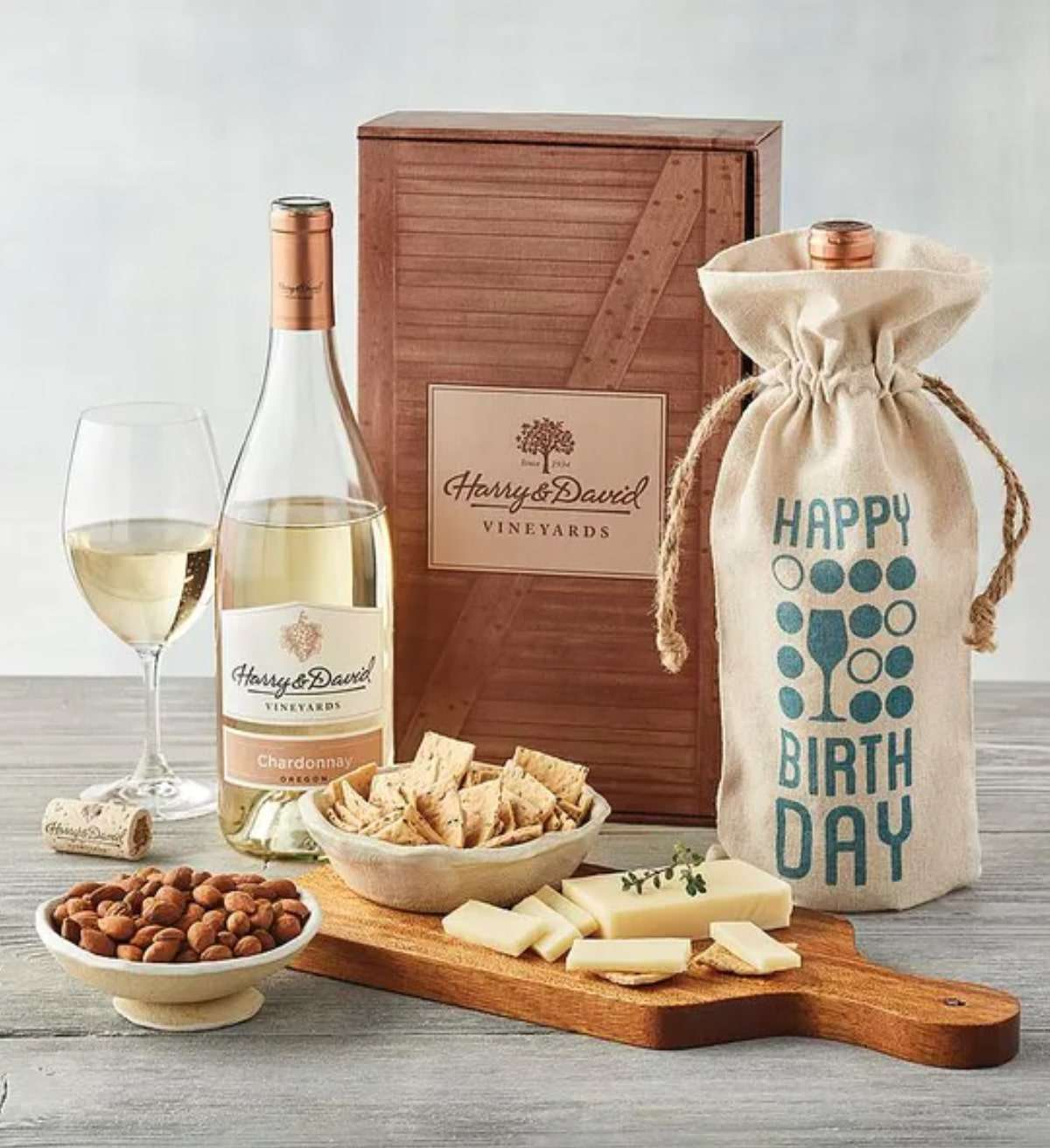 The 14 Best Wine Gift Baskets Of 2021