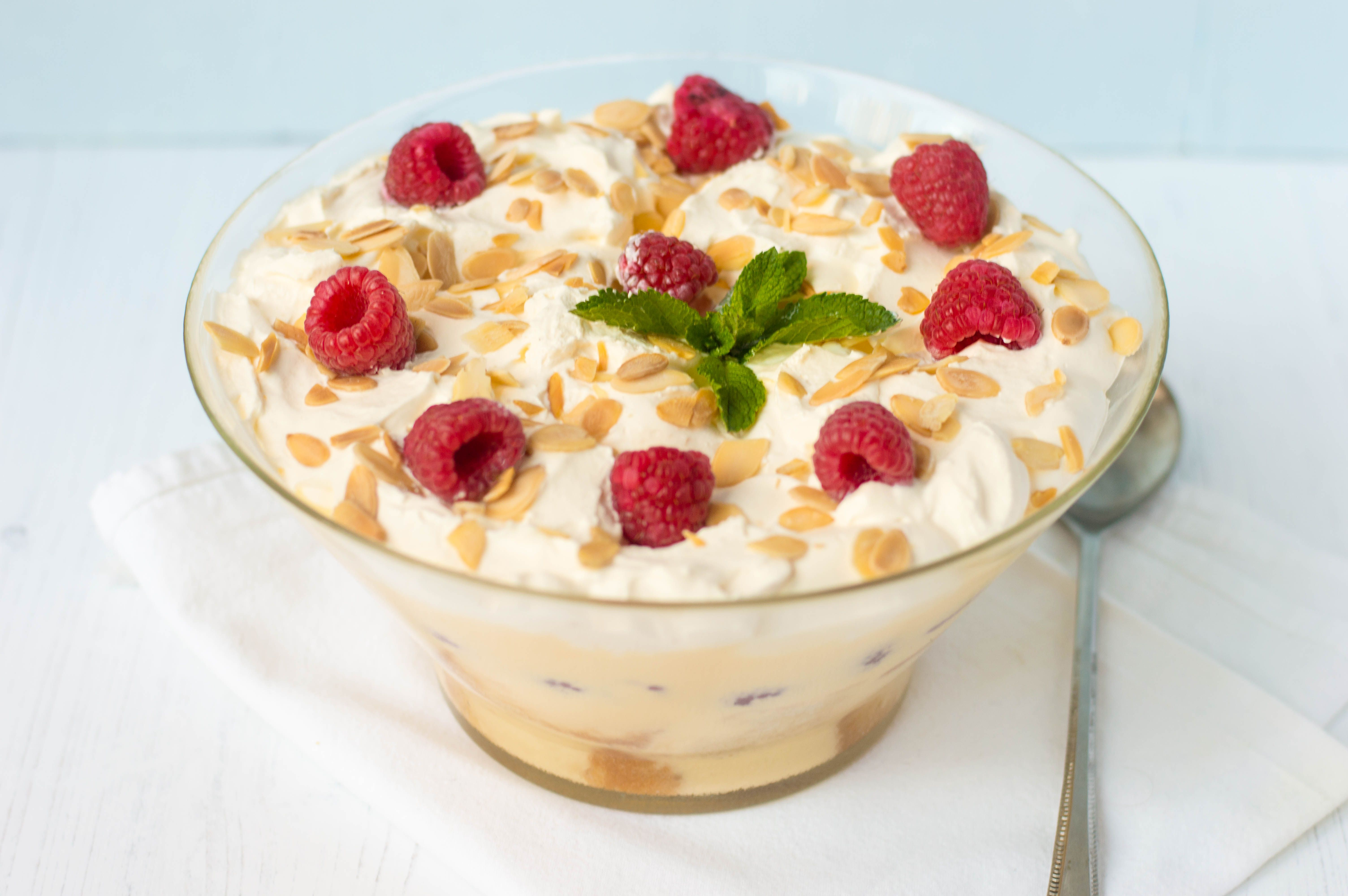 Tipsy Laird Trifle recipe