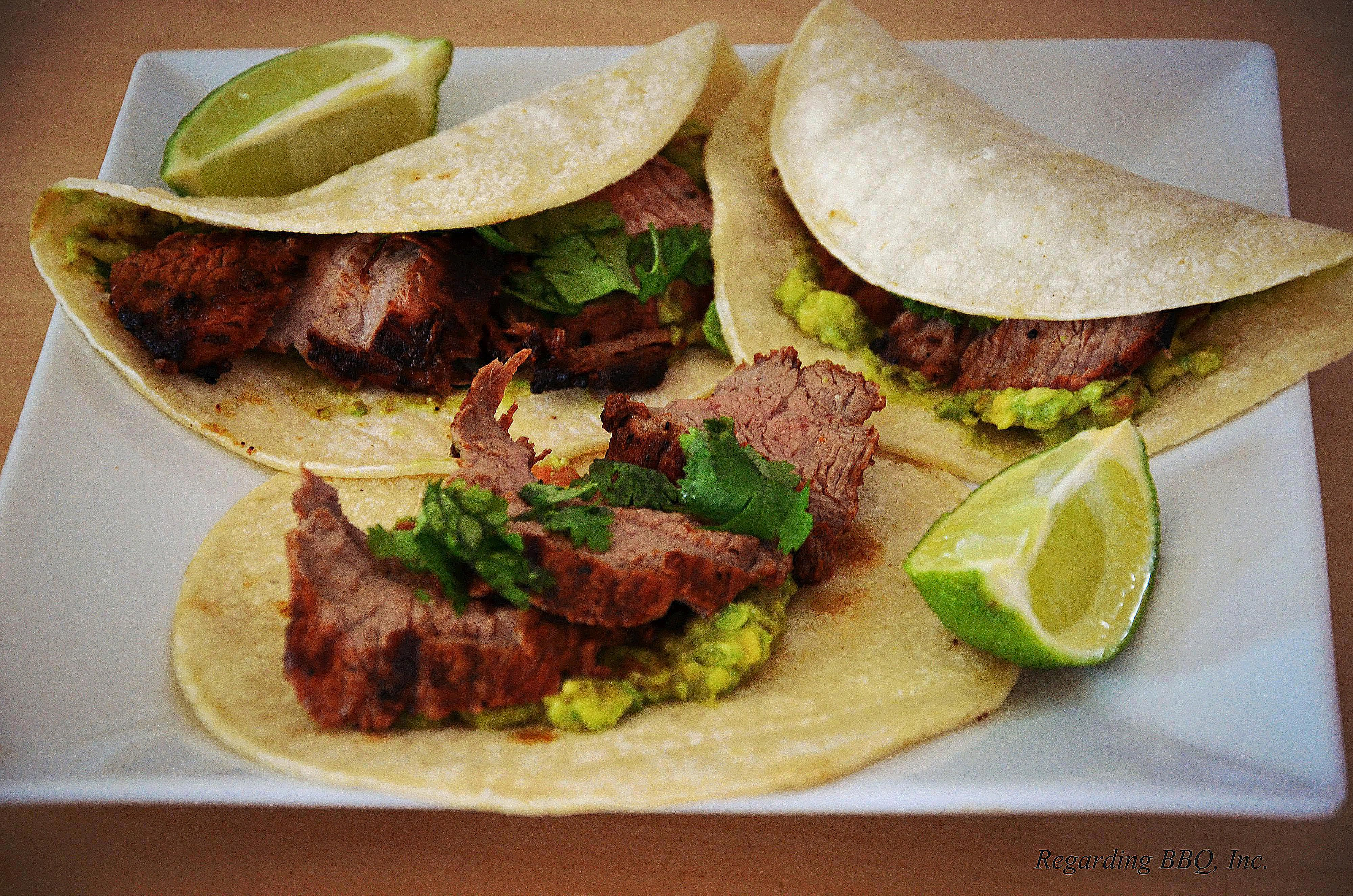 Tri-Tip Steak Tacos