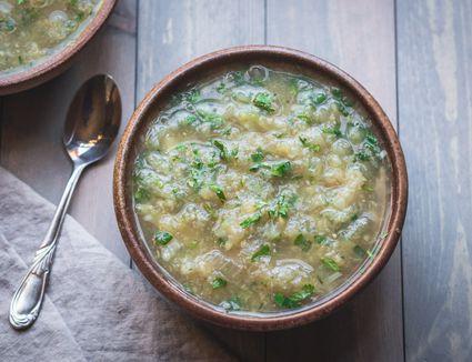 Fat free vegan cabbage soup recipe