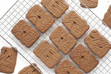 Dutch Speculaas Windmill Cookies
