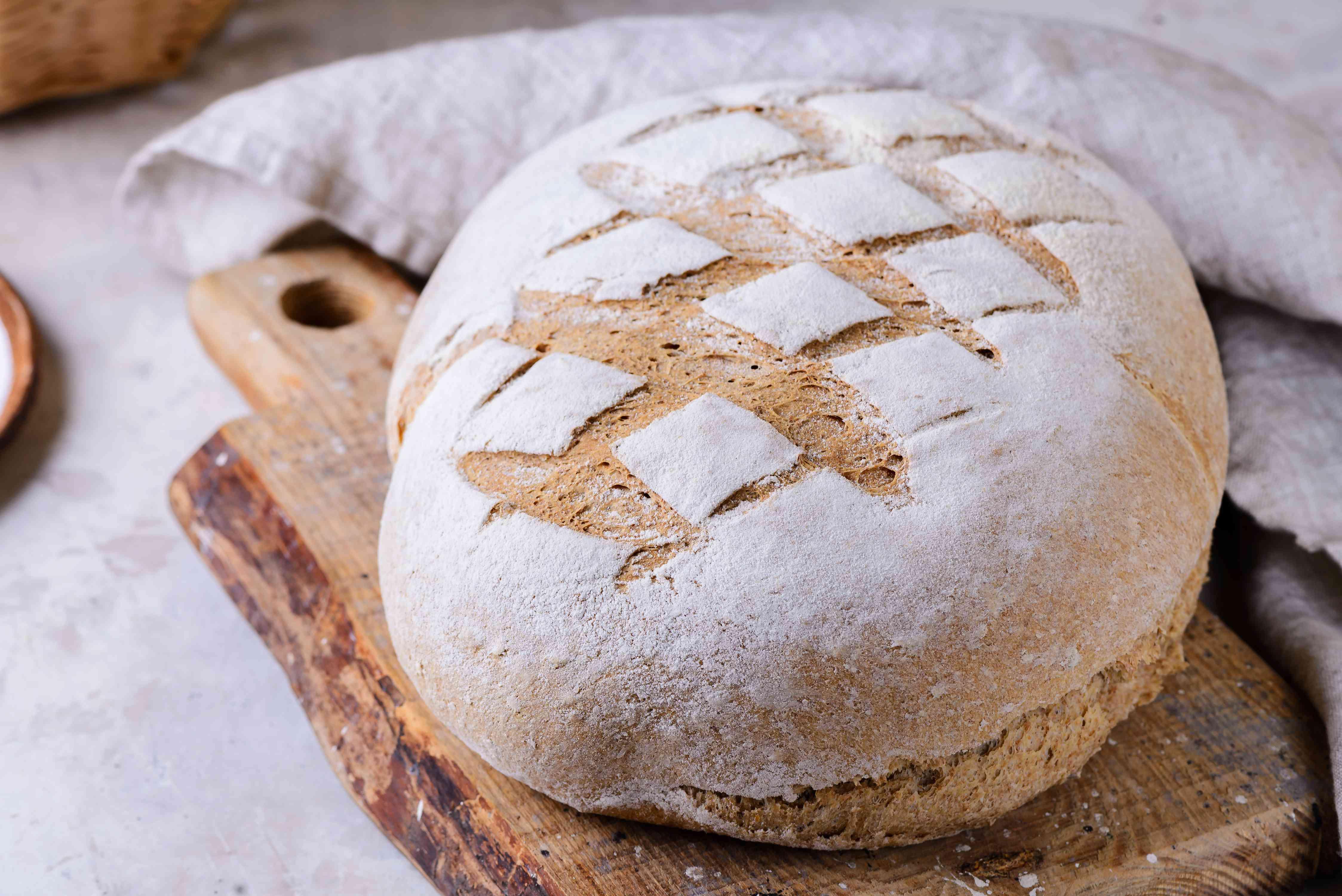 Remove bread