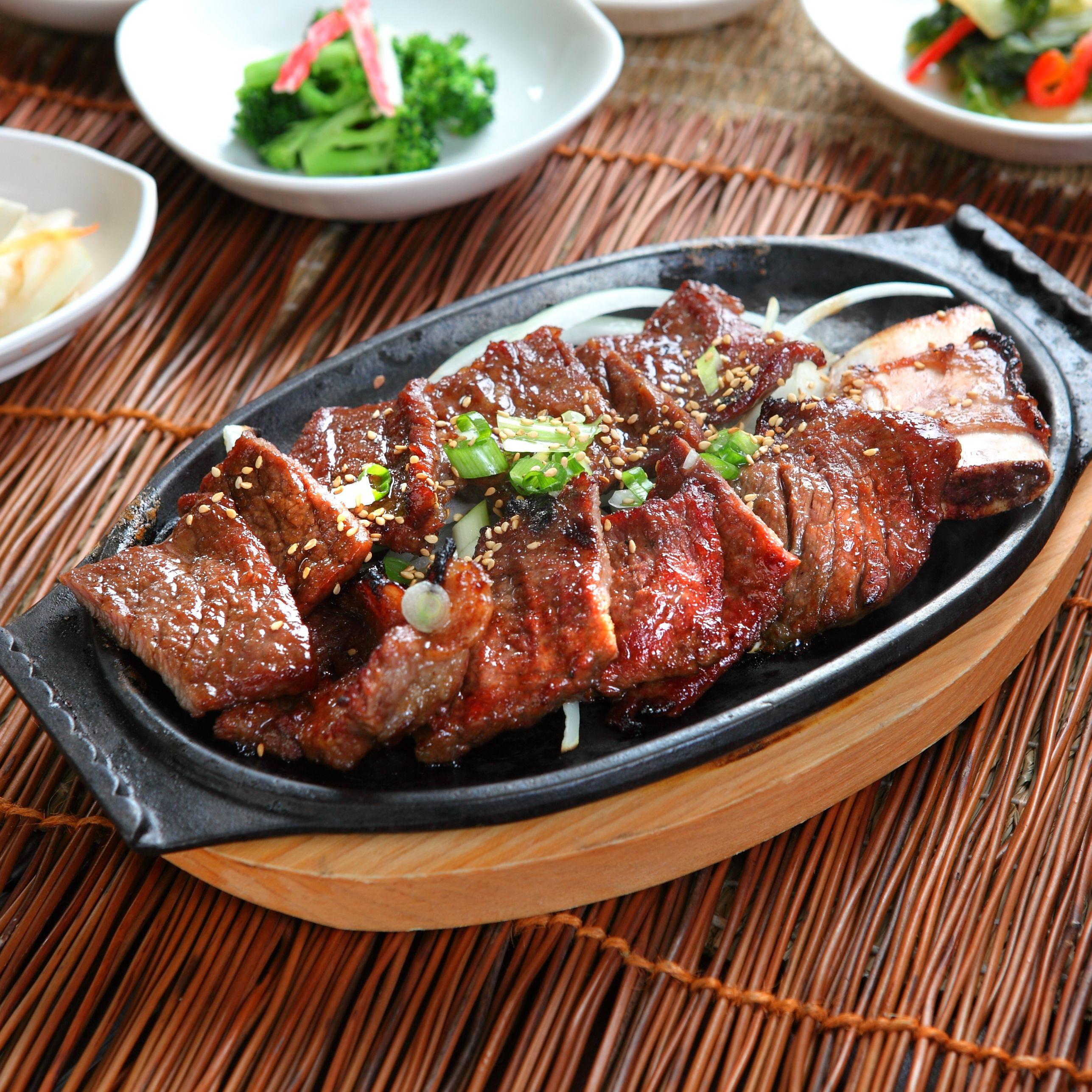 Recipe to Make Galbi or Korean Grilled Short Ribs