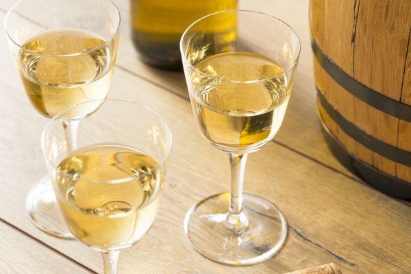 Dry French Sherry Dessert Wine