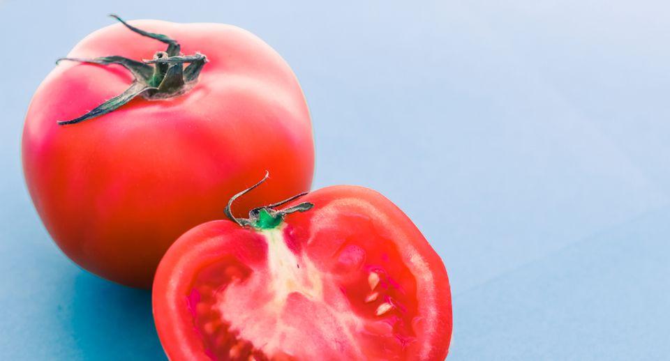 Pan de tomate fácil para la cena o el desayuno