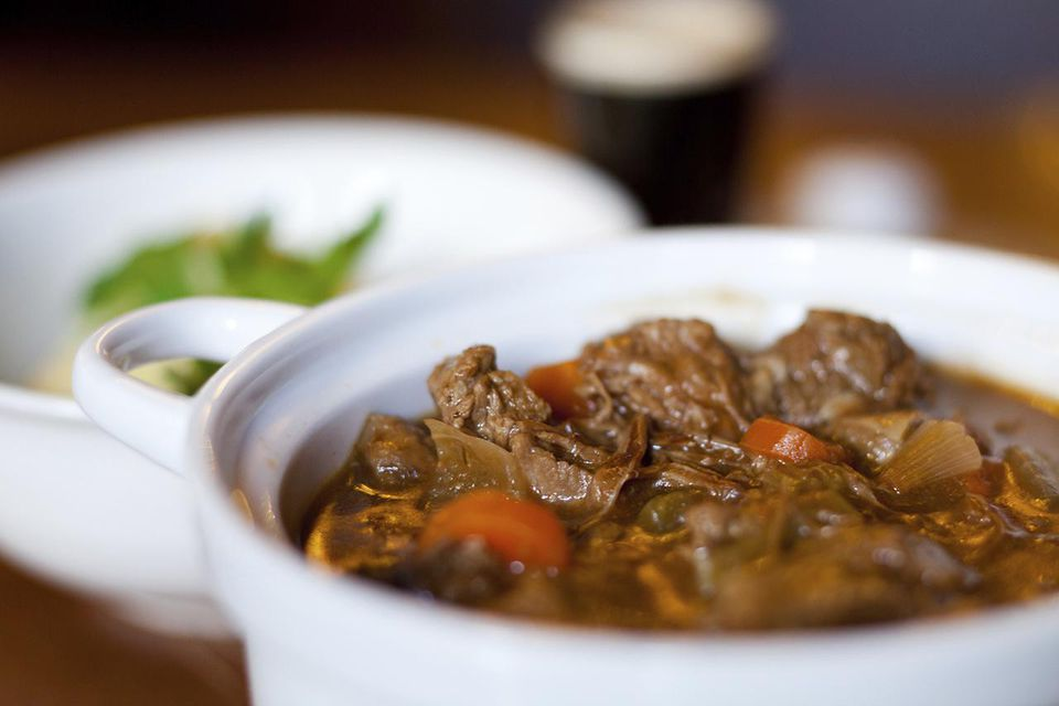 Beef and Guiness Stew