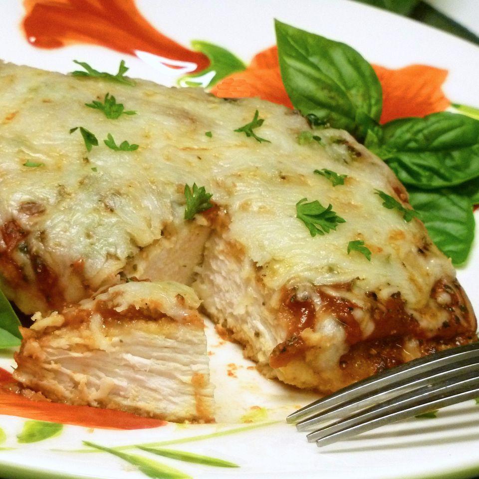 Chicken Mozzarella: sabrosa variación del pollo parmesano