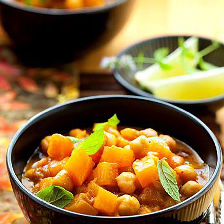 Vegan Gluten-Free Thai Vegetable Curry