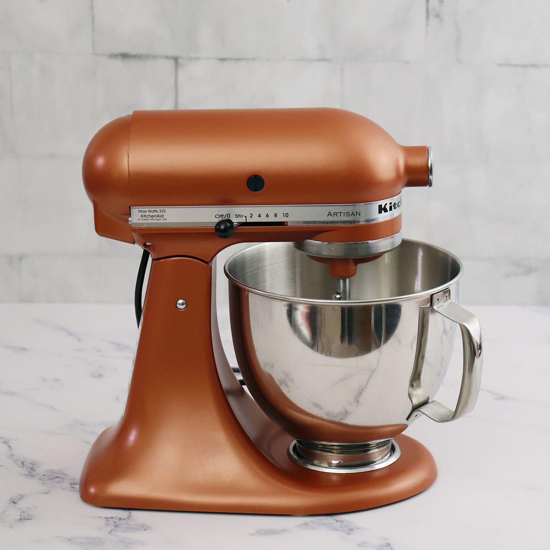 Kitchenaid Artisan Series Stand Mixer Review The Standard