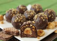 Crispy Nutella Truffles photo