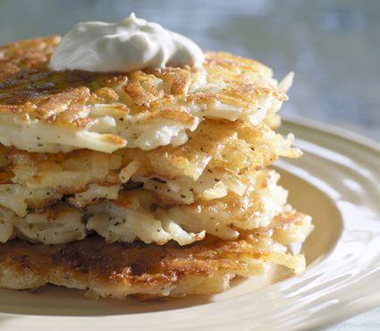 Hash brown pancakes