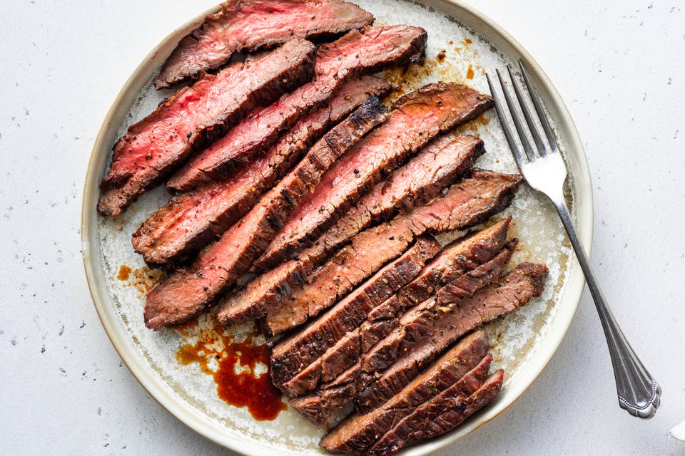 Jack Daniel's Flank Steak