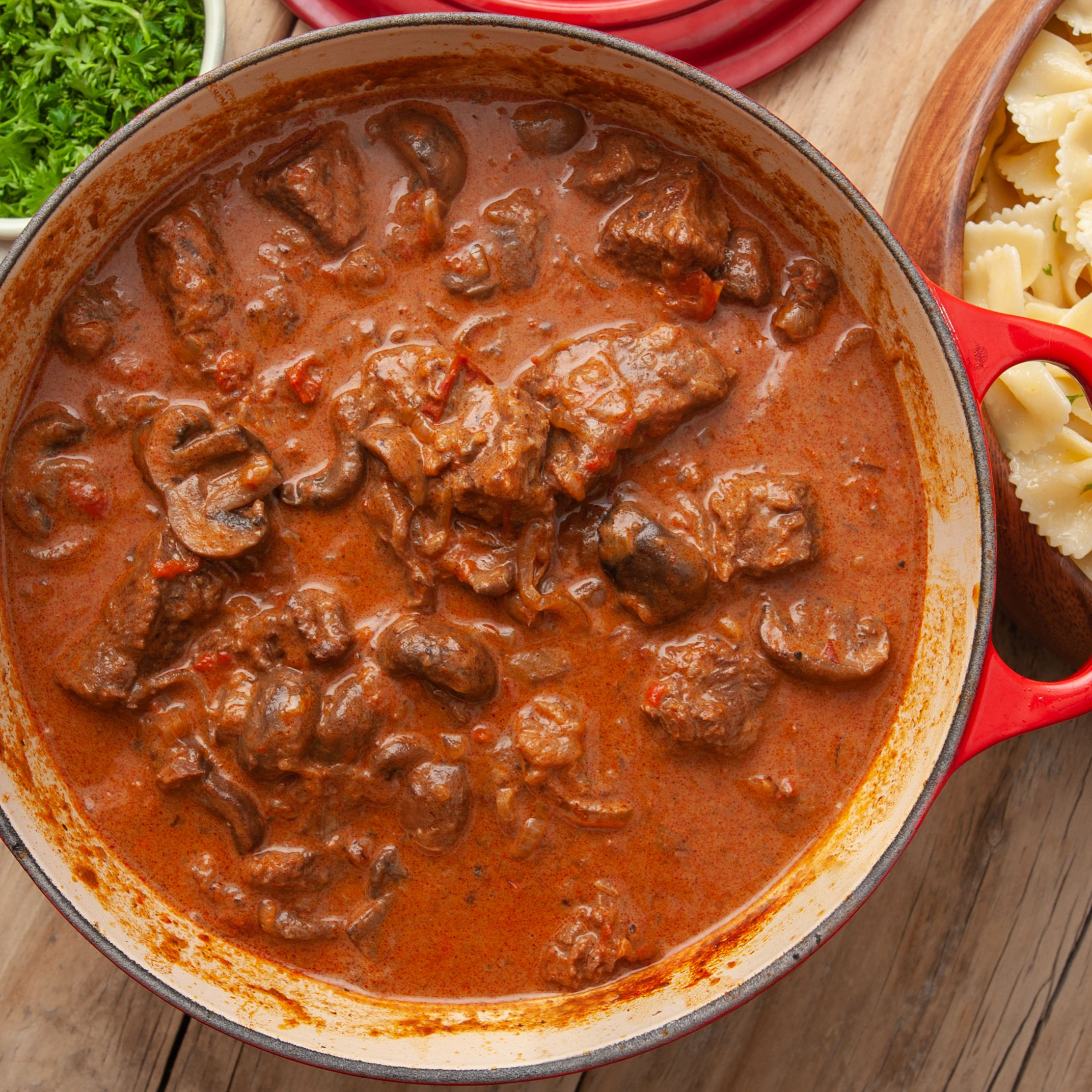 Easy Hungarian Goulash Recipe