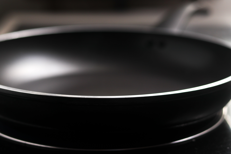 Heat a pan.