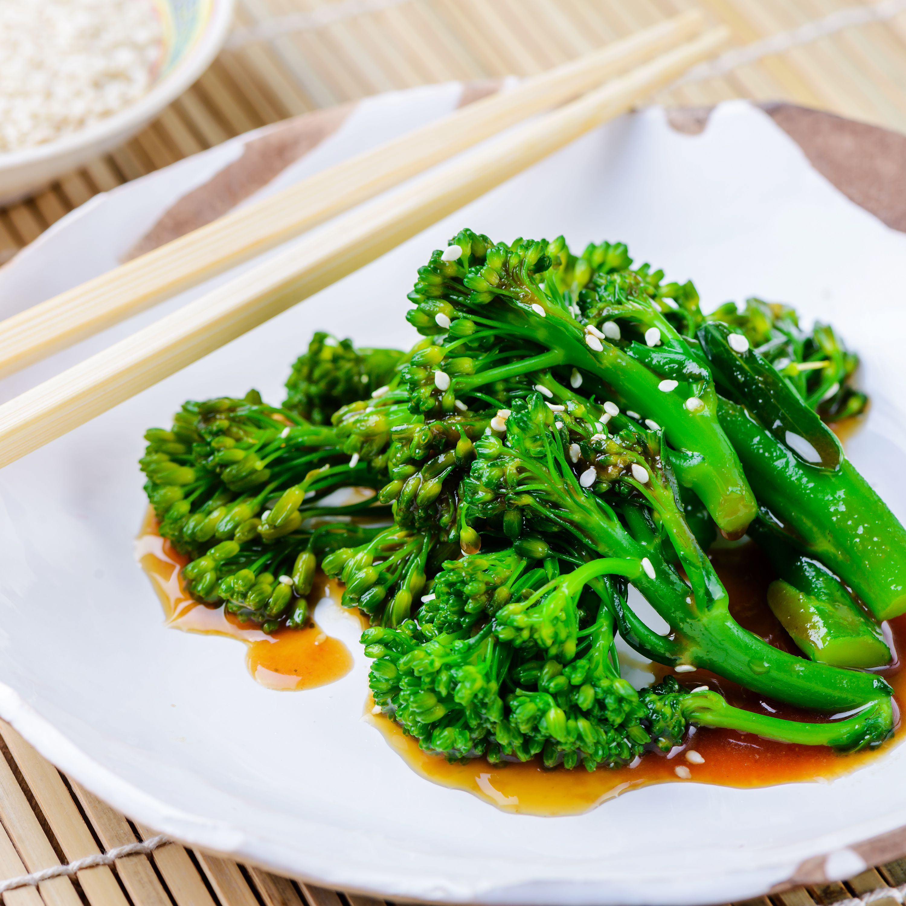 Chinese Broccoli With Oyster Sauce Recipe