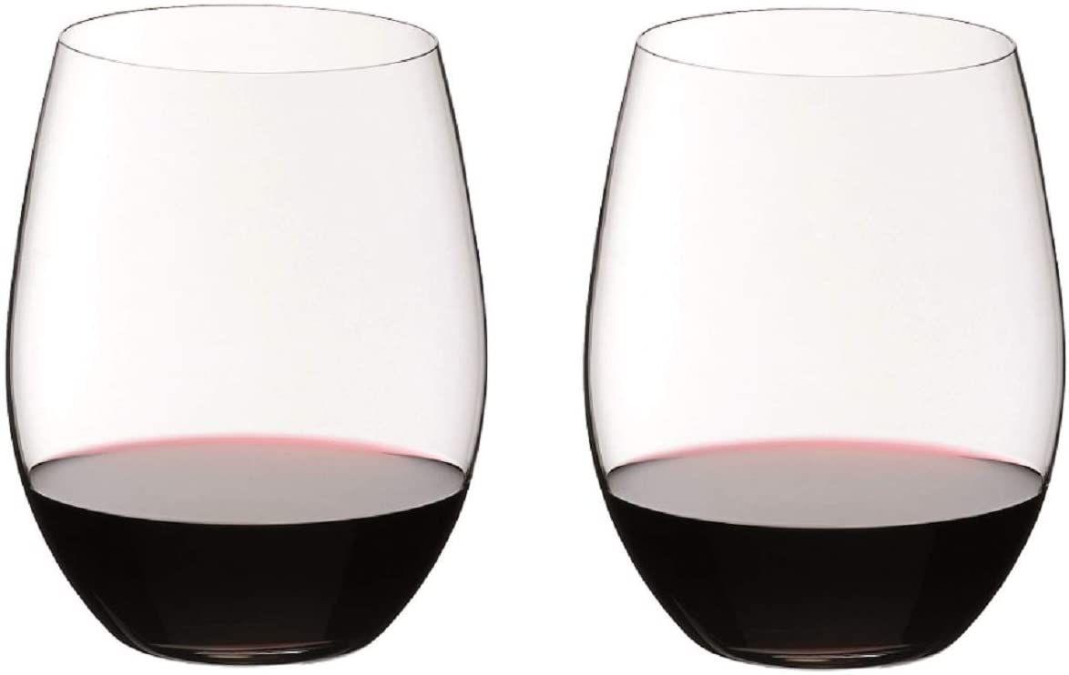 Riedel O Wine Tumbler Cabernet/Merlot, Set of Two