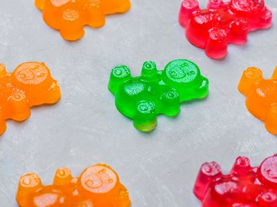 Simple Gummy Candy Recipe
