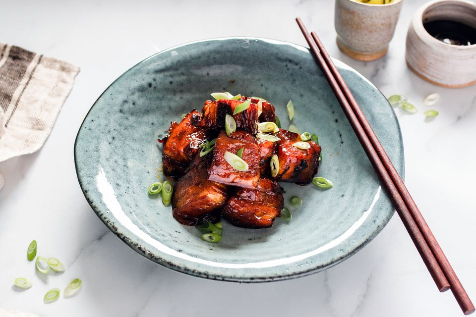 Japanese braised pork belly recipe