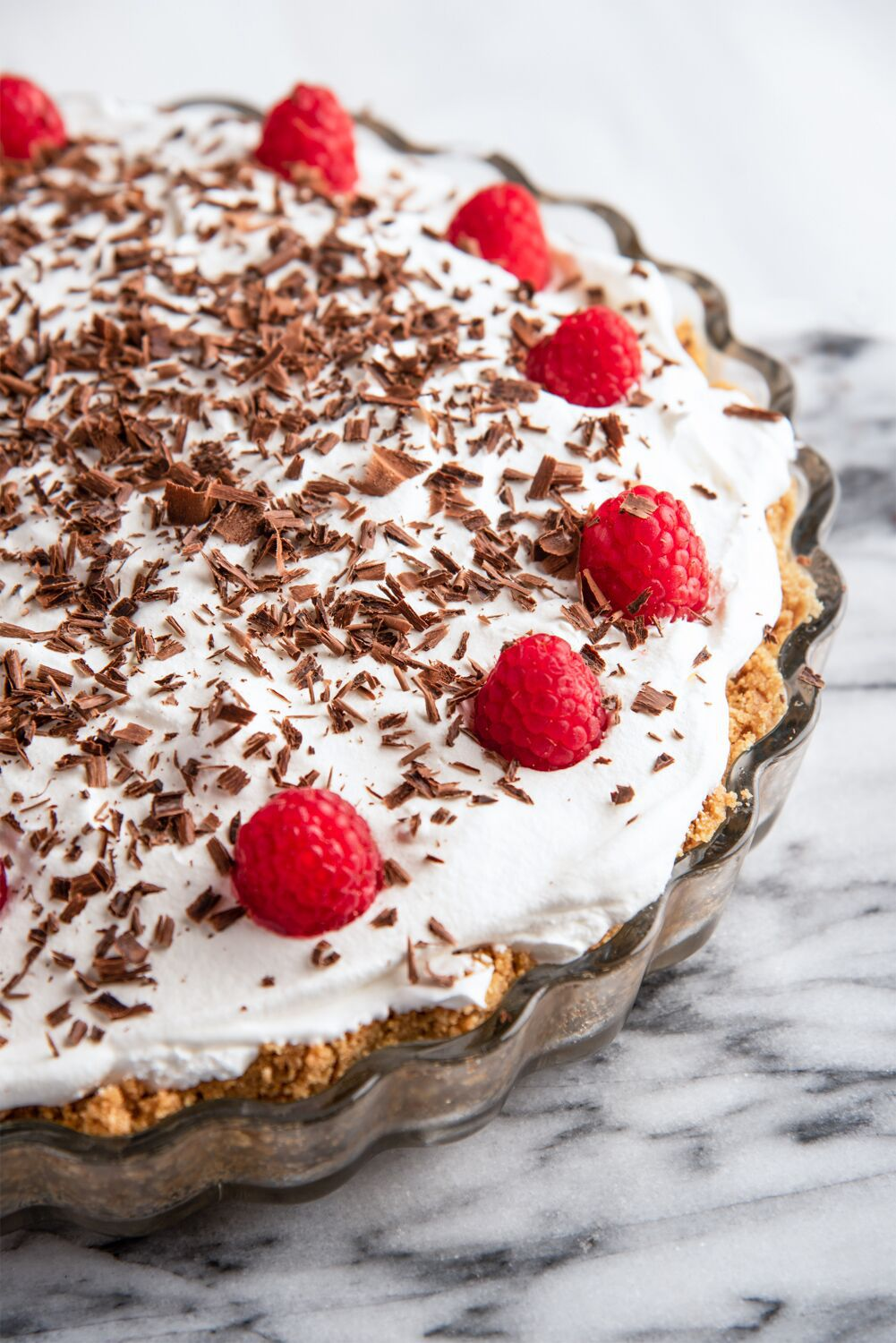 Easy Chocolate Pudding Pie Recipe for Kids