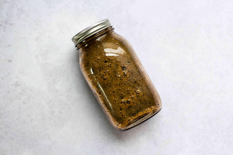 Gluten-Free Teriyaki Sauce in a jar