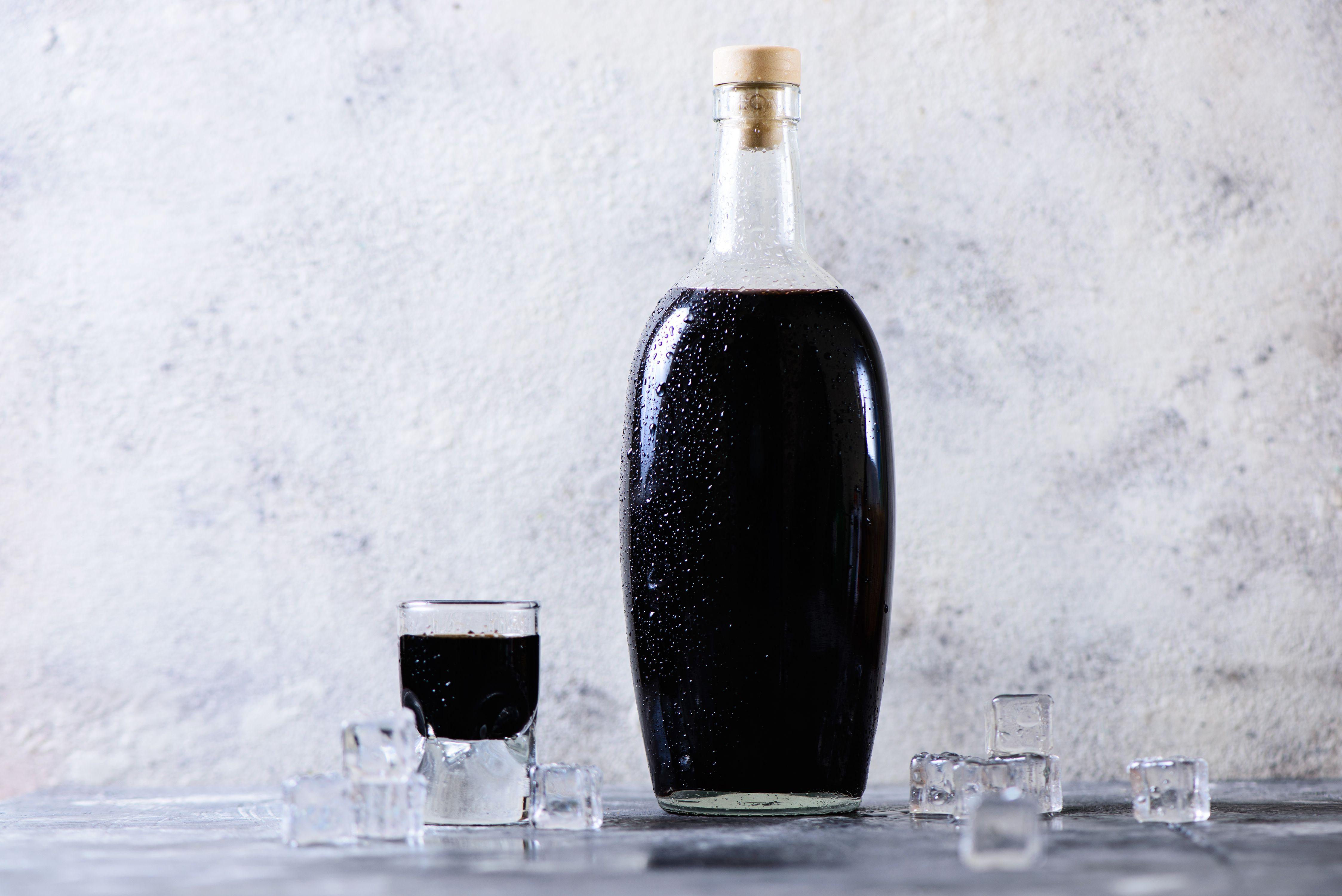 Black Vodka Recipe