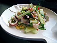 Vietnamese Calamari Salad