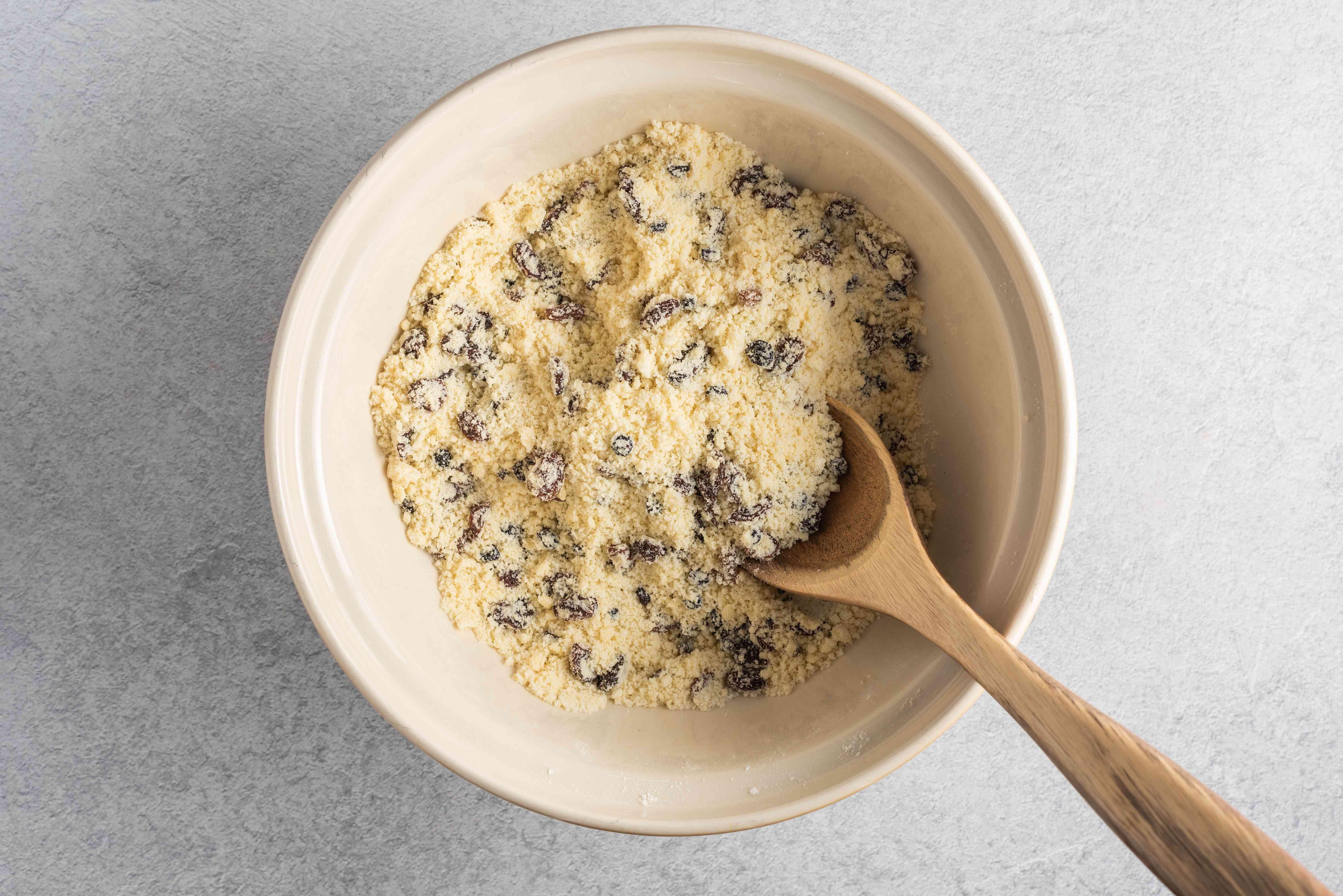 Add sugar and dried heat