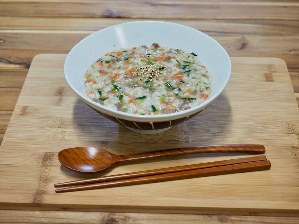 korean porridge