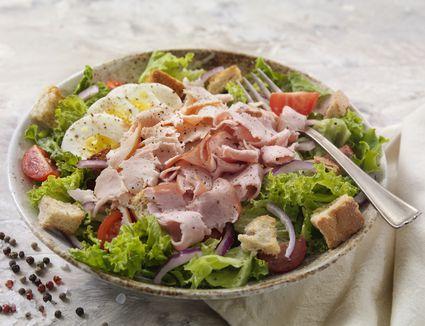 kosher chef's salad