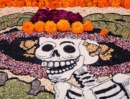 Day of the Dead Figure