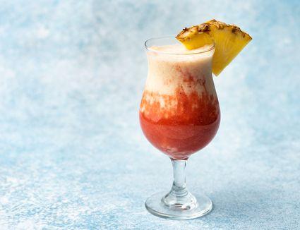 Lava Flow Hawaiian Tropical Drink