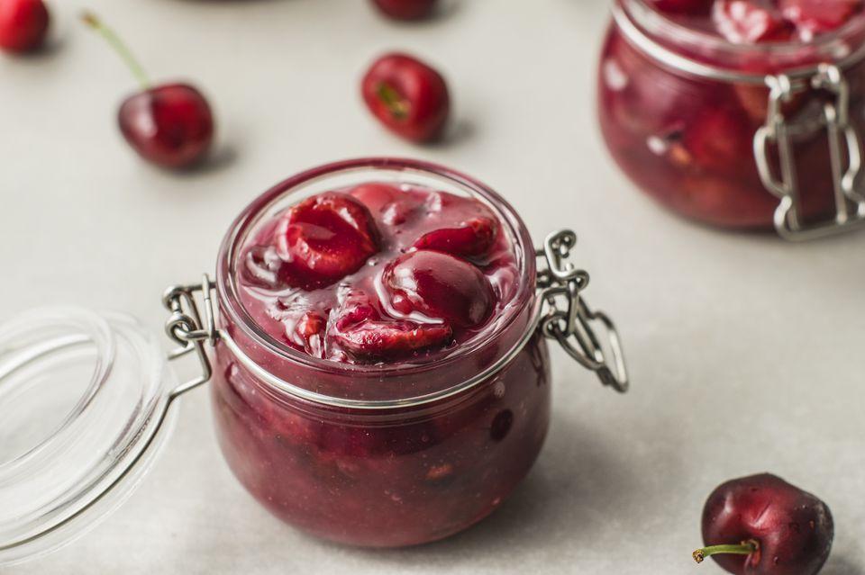Fresh cherry pie filling recipe