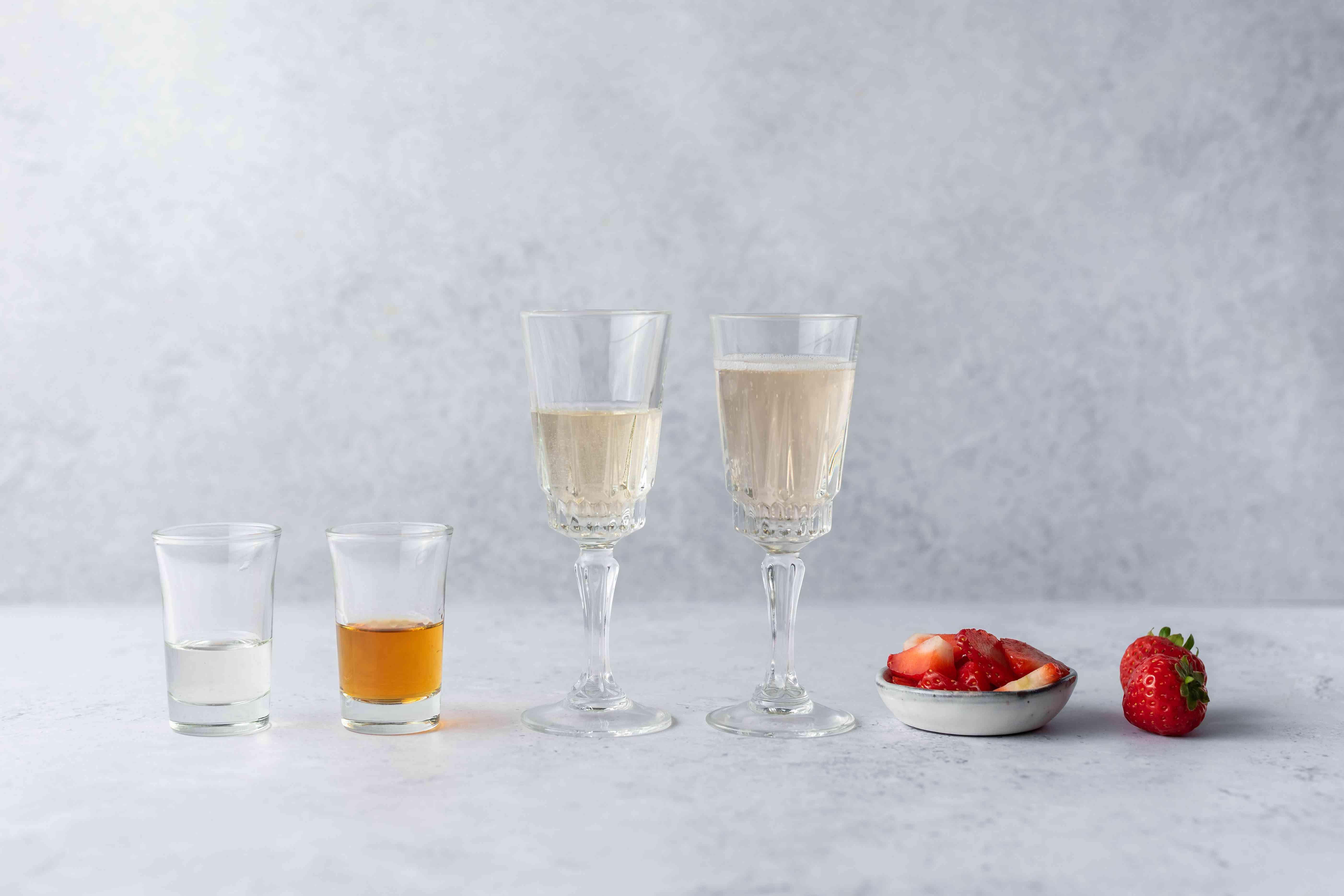 Champagne Bowler ingredients