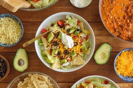 Best Taco Salad Recipe Ever