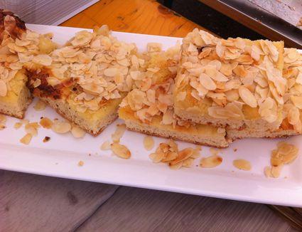 Butterkuchen: german butter cake