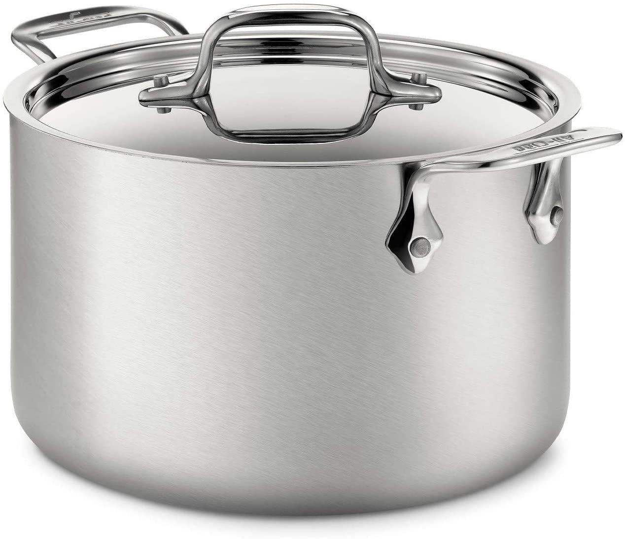 All-Clad D5 Stainless Steel 12-Quart Covered Stockpot