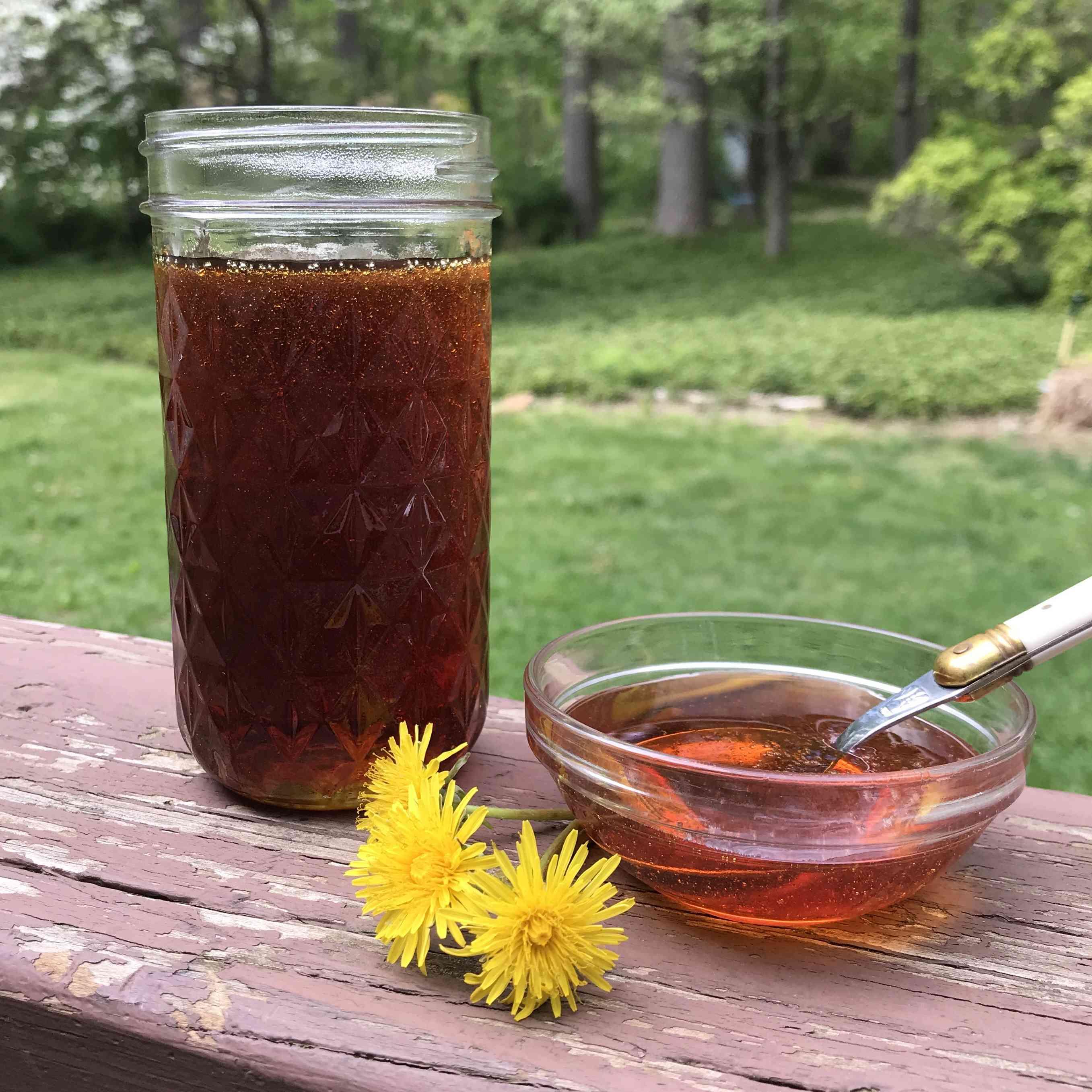 Dandelion Honey Tester Image