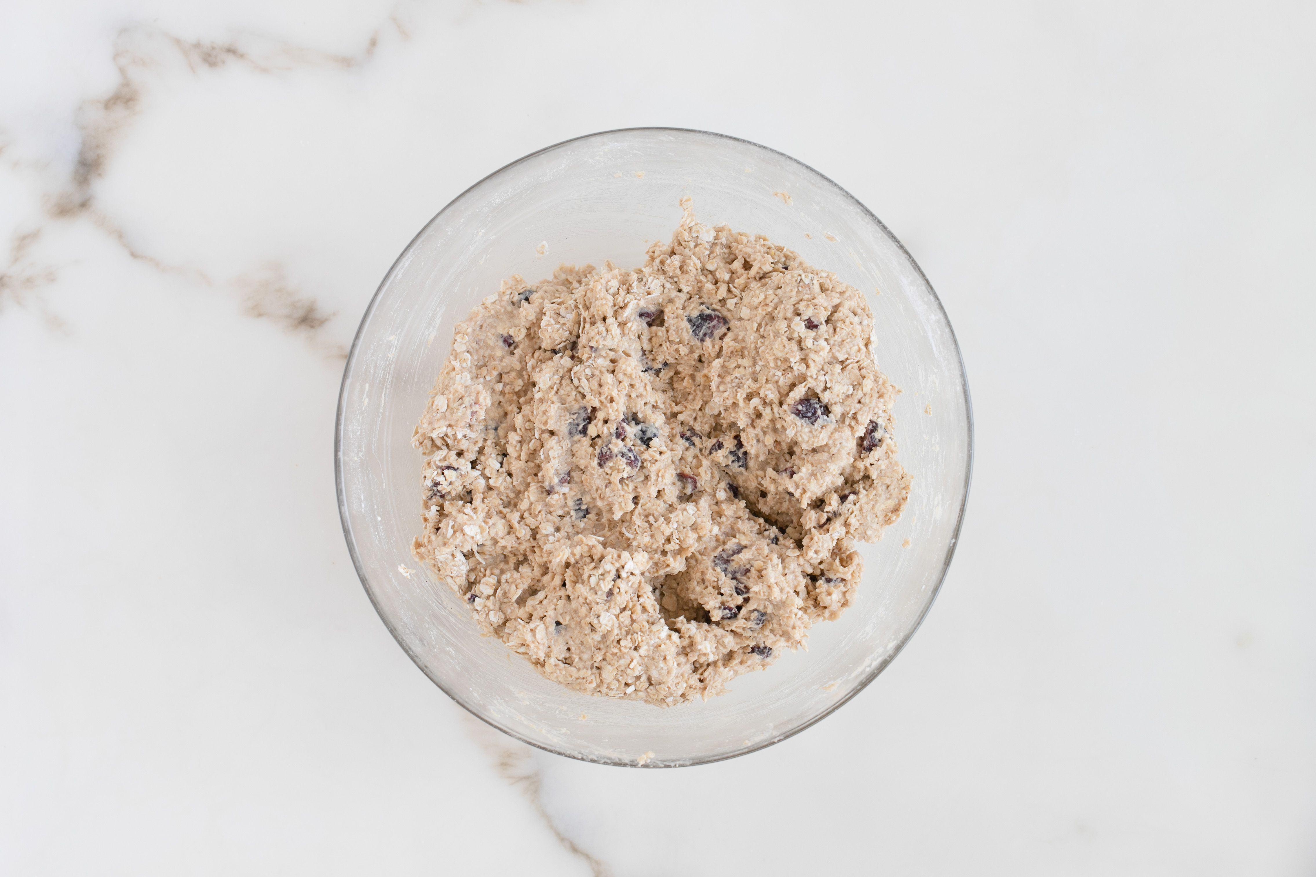 Stir in quick cooking oats