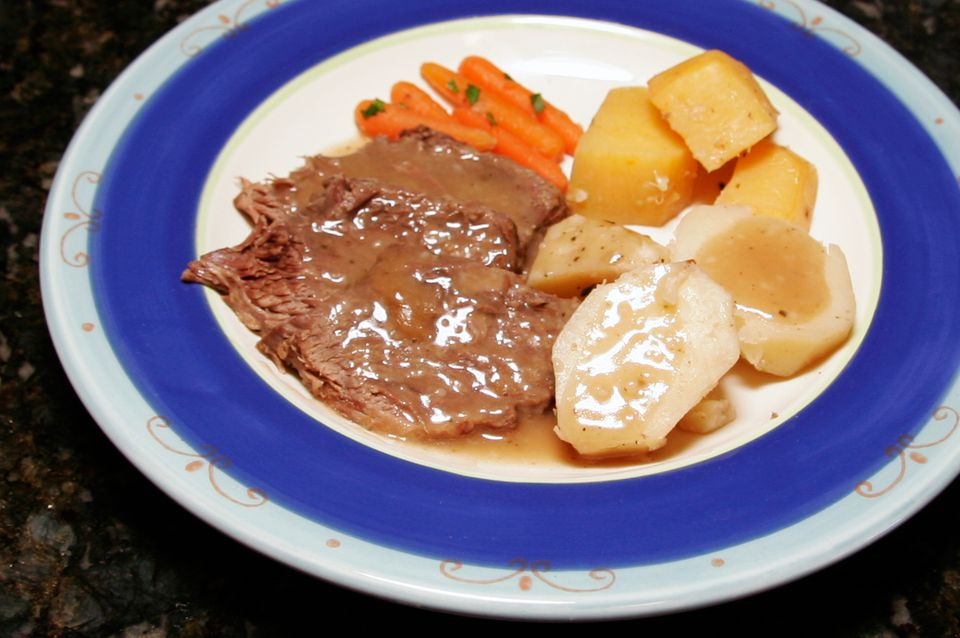 Home style pot roast